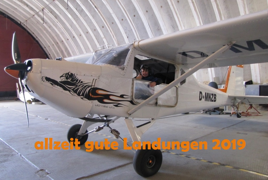 Happy Landing 2019