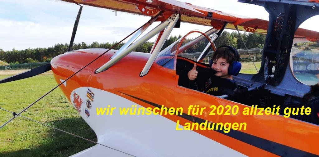 Happy Landing 2020