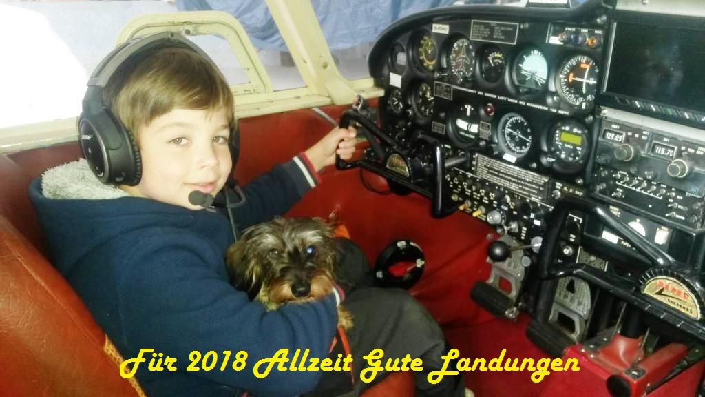 Happy Landing 2018