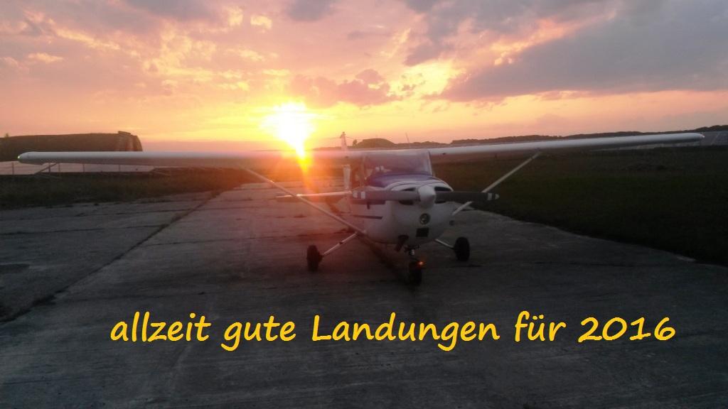 Happy Landing 2016