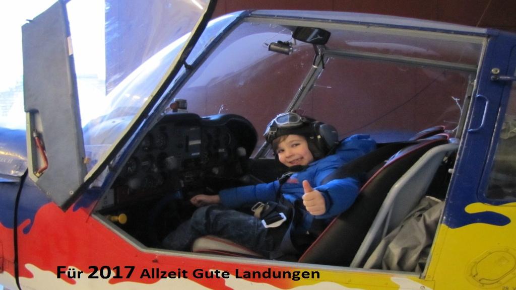 Happy Landing 2017